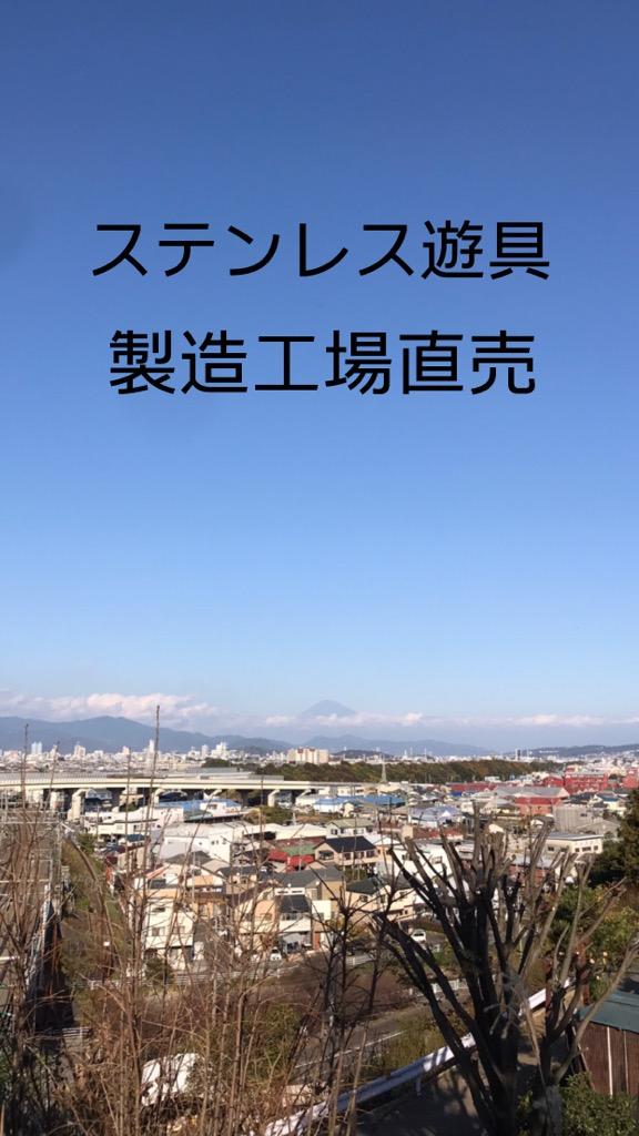 持舟城址から富士山