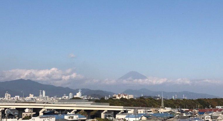 持舟城からの景色