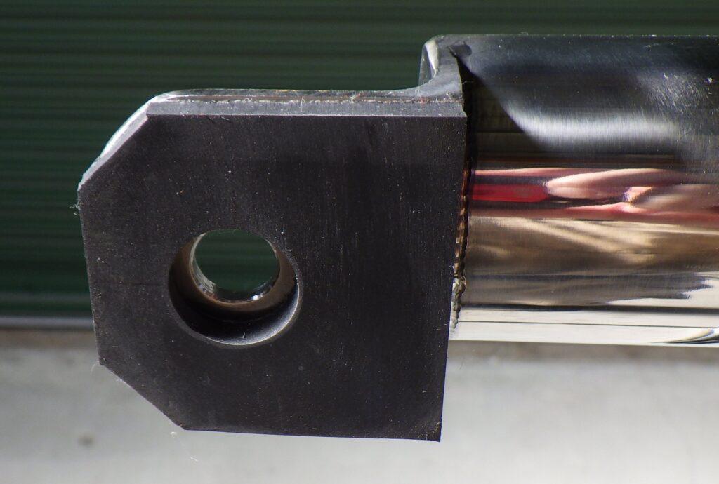 簡易固定式ゴム板